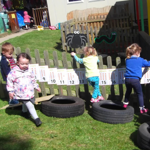 Early Years Outdoor Space
