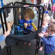 First week of fun at Early Years