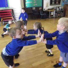 PE – finding different ways to balance