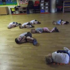 Moving from caterpillar to butterfly in PE